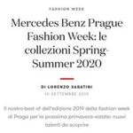 vogue italia praga fashion week x - next - editor creativo