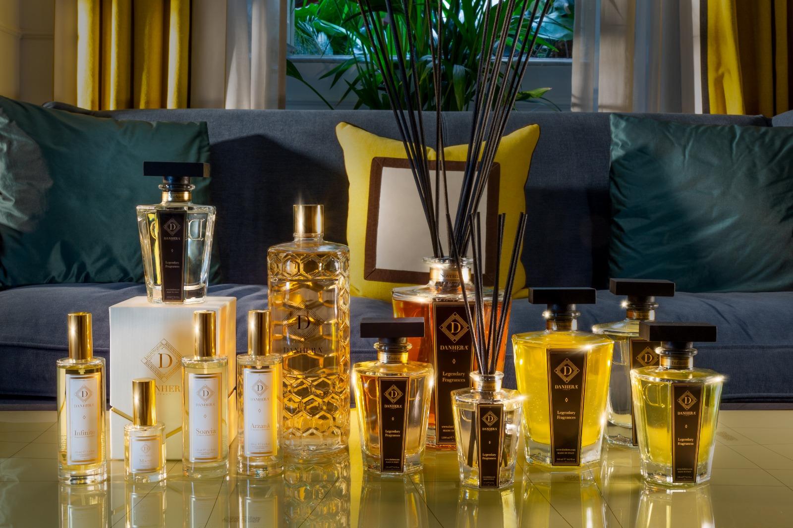DANHERA: luxury fragrances made in Italy